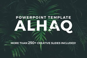 Alhaq Powerpoint (New Product Sale!)