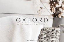 Oxford   NEW UDPATE!