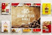 10 Business Flyer Bundle