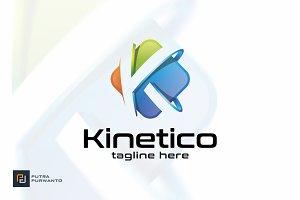 Kinetico / Letter K - Logo Template