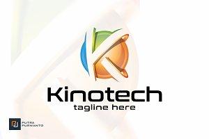 Kinotech / Letter K - Logo Template