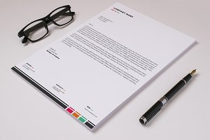 Business Letterhead-V20