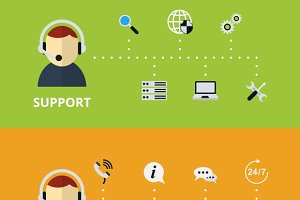 Support and Call Center