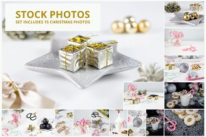 Christmas Bundle - Stock Photos