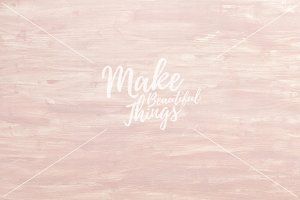 Pink painted wood background #6464