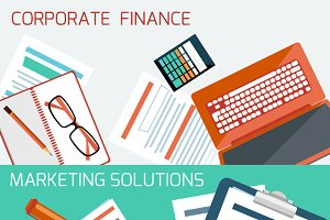 Concept for corporate finance