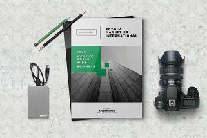 Green Company Brochure 24 Page