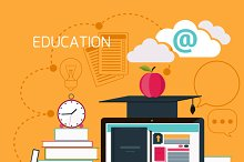 Online education, professional