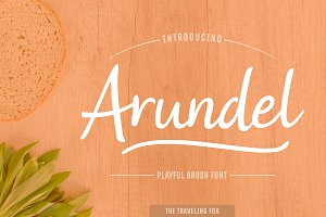 Arundel - A Playful Brush