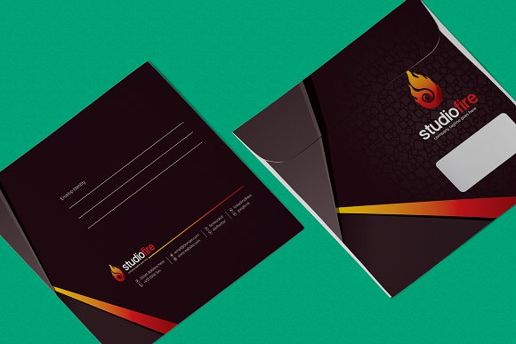 Creative Business Envelope Pack