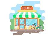 Small Cozy Shop