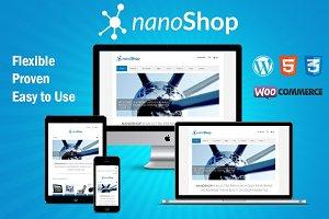 NanoShop - WooCommerce Theme