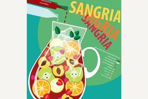 Recipe of sangria