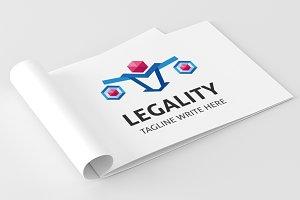 Legality Logo