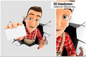 3D Handyman Coming Out