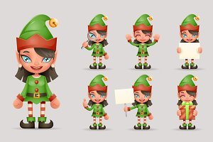 Girl Cute Elf