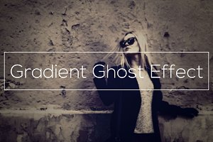 Gradient Ghost Effect