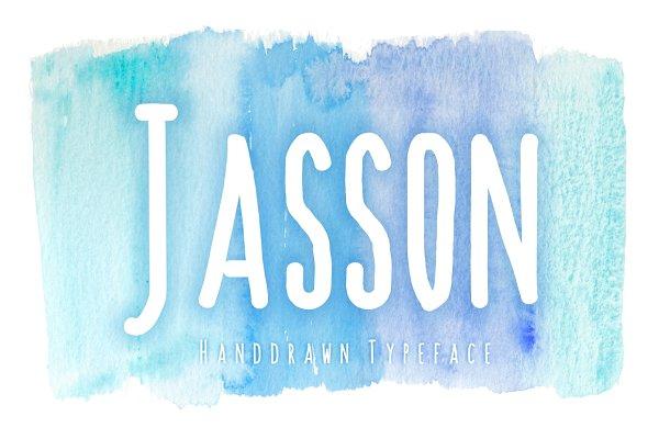 Jasson Handwritten