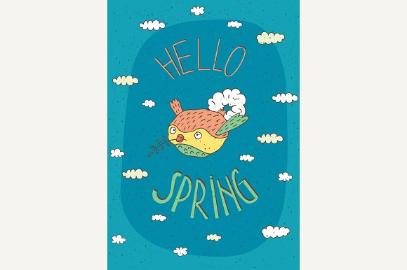 Bird Reports Hello Spring
