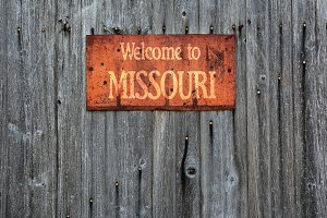 Welcome to Missouri.