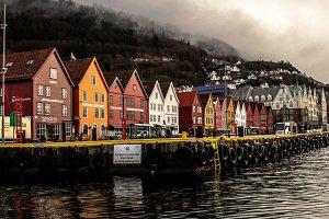good morning Bergen
