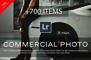 700+ Bundle Lightroom Presets