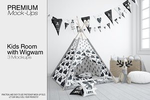 Kids Room - Kids Wigwam
