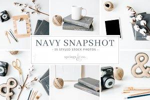Navy Snapshot
