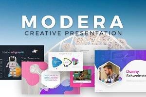Modera - Creative Presentation