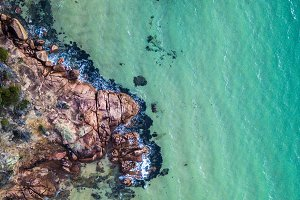 Coles Bay in Freycinet National Park