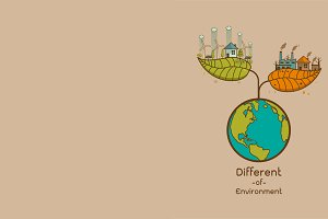different of Environmentally