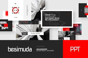 Besimuda PowerPoint Template