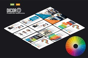 Dicor Powerpoint Template