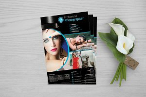 Photography Flyer V710