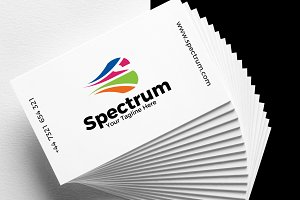 Spectrum | S Logo | Letter S