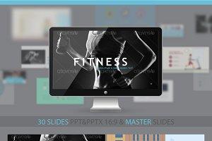Fitness presentation.
