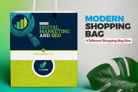 Shopping Bag For SEO Agency