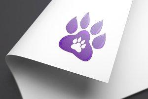 Dog Paw Symbol