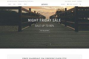 Anomali - Responsive HTML Template