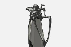Art Deco Jar