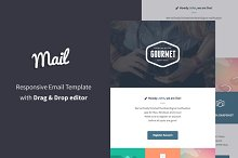 Mail + Email Builder by  in StampReady