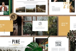 MONROE - Powerpoint Template