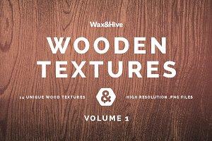 Wooden Textures Volume 1