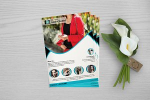Professional Photography Flyer V713