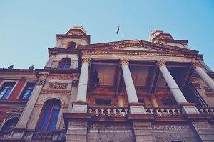 Architecture SA