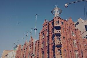 Architecture Church Sq