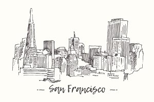 Views of San Francisco