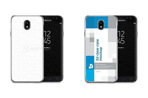 Galaxy J5 Europe 2d PC Clear