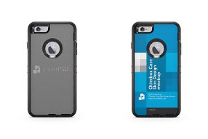 iPhone 6  Defender OtterBox Case