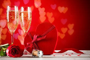 Valentine´s day celebration